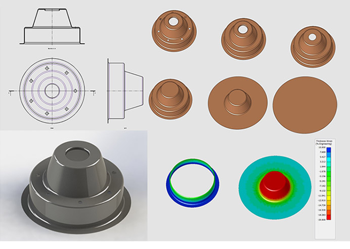 Paragon Toolmaking CAD Drawings